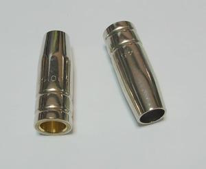 Газовое коническое сопло к сварочной горелке MIG MAG МВ 14/15 GRIP TBI