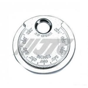 Приспособление для проверки зазора между электродами свечи накала (монета), JTC