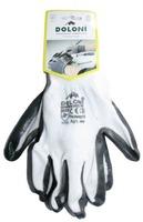 Перчатки рабочие с нитриловым покрытием Долони 4524, 8-й размер