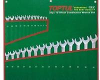 Набор рожково-накидных (комбинированных) ключей 26ед. (6-32) TOPTUL