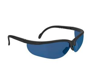 Очки защитные открытые Truper Sport (синие)