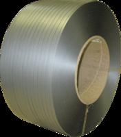 Лента упаковочная полипропиленовая 12 х 0.8 (2.0 км) зеленая