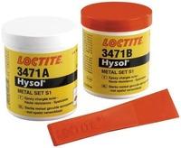 LOCTITE EA 3471 - 2-компонентный эпоксидный состав с металлическим наполнителем (шпатлевка), 500 г