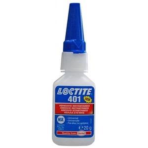 LOCTITE 401 - цианакрилатный клей (универсальный) 20 мл