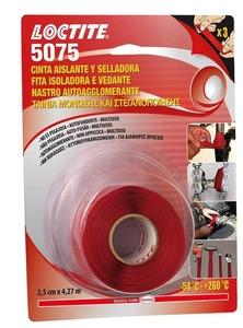 LOCTITE SI 5075 - эластичная изоляционная уплотнительная лента 2.5 см х 4.27 м