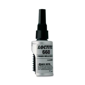 LOCTITE 660 - фиксатор цилиндрических узлов высокой прочности 50 мл