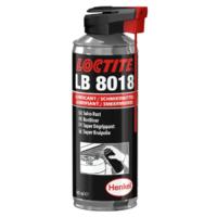 Loctite LB 8018 - смазка, раскислитель ржавчины, жидкий ключ