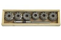 Набор зенковок Д-240, Д-65 (Днепропетровск) для ремонта седел клапанов