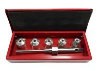 Набор зенковок Lanos 1.6V DOHC для ремонта седел клапанов SVCK1600L