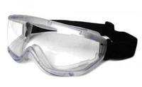 Очки защитные закрытые с непрямой вентиляцией Панорама Люкс /G-05-2/