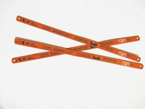 Полотно по металлу Bahco SANDFLEX 300мм 32 зубьев/дюйм