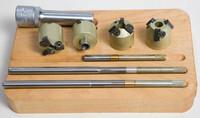 Набор зенкеров 25.4-3 раздвижные для седел клапанов (шарошки)