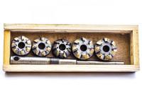 Набор зенковок Таврия для ремонта седел клапанов