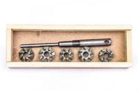 Набор зенковок ВАЗ 2110 16V для ремонта седел клапанов