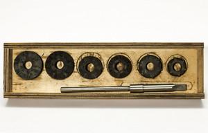 Набор зенковок ЗИЛ-130 для ремонта седел клапанов