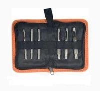 Набор просечек 6 шт. 3,2-8мм в сумке АвтоДело