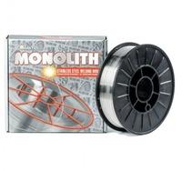 Сварочная проволока для нержавейки Monolith 0.8 мм (1 кг) ER 308 LSi