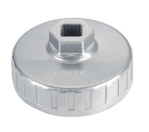 """Съемник масляного фильтра Force """"чашка"""" 74 мм 14 граней Мersedes, ВМW, Audi, VW, Opel 6317414F"""
