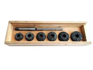 Набор зенковок СМД-14 для ремонта седел клапанов