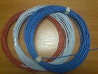 Спираль подающая (белая) 1,3/3,8  к сварочным горелкам MIG MAG  BINZEL (цена за 1м.п.)