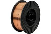 Сварочная проволока PlasmaTec 1.0 мм (5 кг) омедненная СВ08Г2С