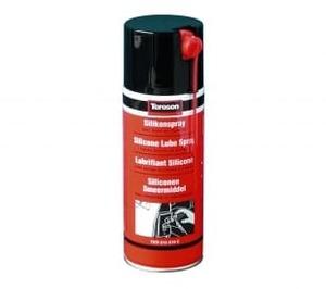 Teroson Silikon-Spray - средство для ухода за металлическими, резиновыми и полимерными поверхностями 400 мл
