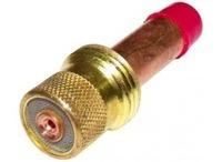 Корпус цанги WE-D 1,6 мм с газовой линзой (диффузором) для горелок ABITIG GRIP/SRT 17, 26, 18   WRD